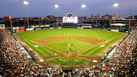 Buffalo's Coca-Cola Field will open for its 25th season on April 11.