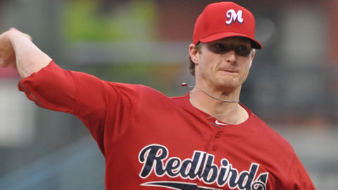 Shelby Miller is 4-1 with a 3.16 ERA in five August starts.